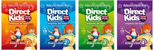 Učebnice angličtiny pre detské kurzy